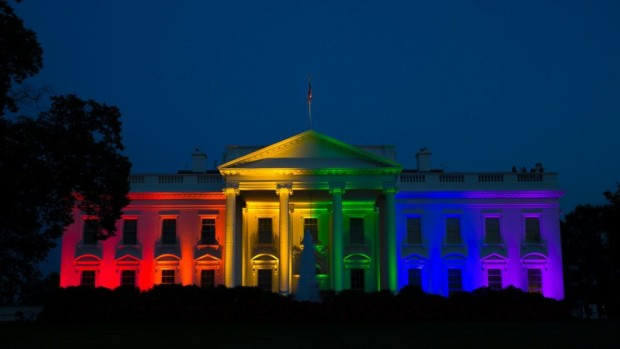 White_House_Pride