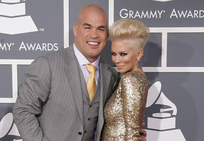 Jenna Jameson sues Tito Ortiz over former home
