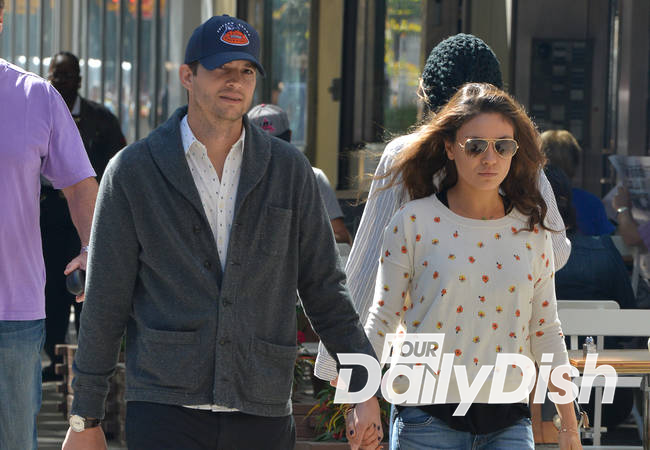 Ashton Kutcher and Mila Kunis sue over unauthorized photos of baby girl