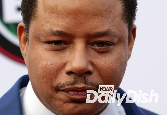 Terrence Howard sued for alleged abuse by ex-wife