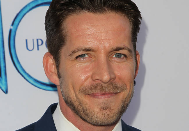Sean Maguire is a first-time father