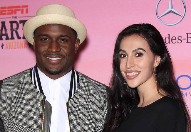 Reggie Bush is a father again