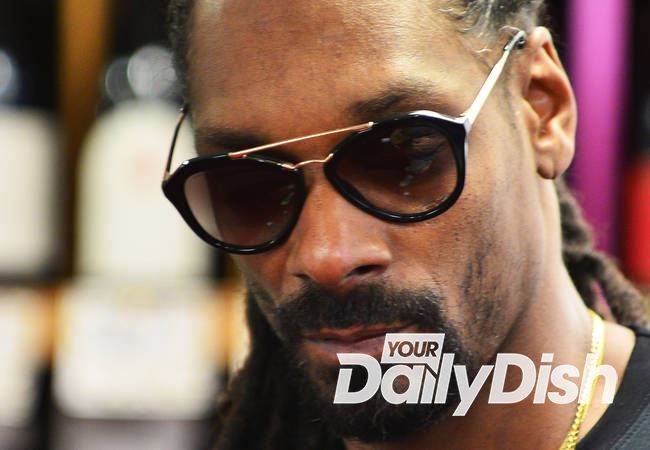 Snoop Dogg arrested in Sweden on suspicion of illegal drug use