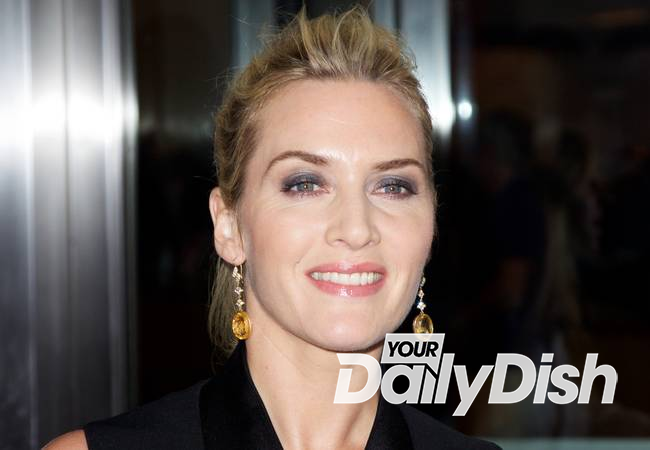 Kate Winslet recreates Titanic scene with Bear Grylls