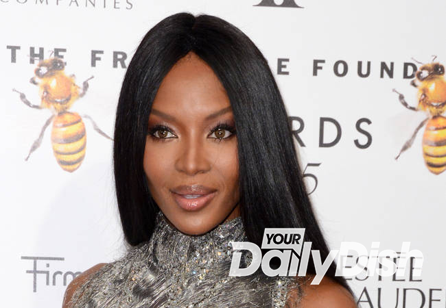 Naomi Campbell checks into American Horror Story: Hotel