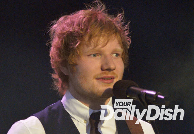 Ed Sheeran helps Kodaline bassist propose onstage