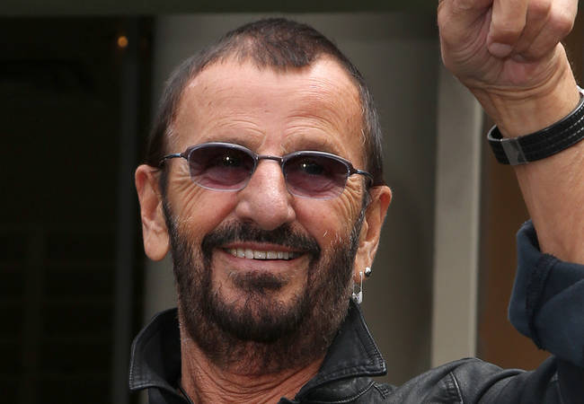 Music veterans send birthday wishes to Ringo Starr