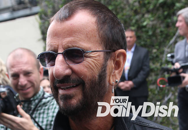 Ringo Starr jacket sells for more than $46,500 at auction