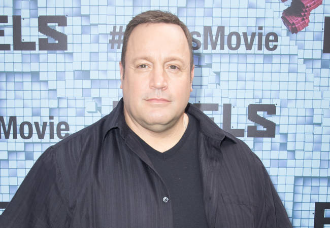 Kevin James felt underdressed at Billy Joel