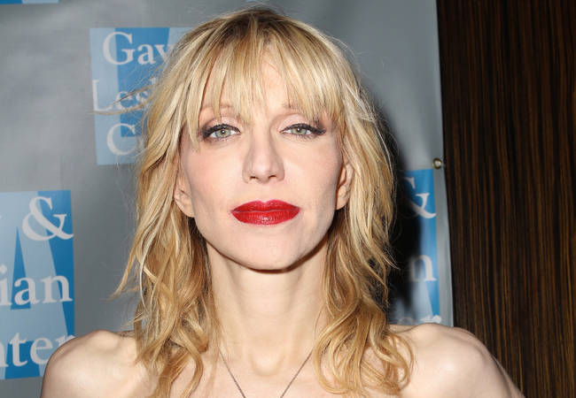 Courtney Love credits Sean Penn with reprising acting career