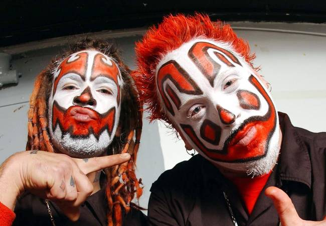 Insane Clown Posse star investigated by IRS