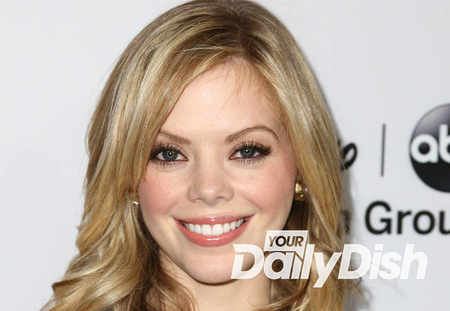 Actress Dreama Walker weds