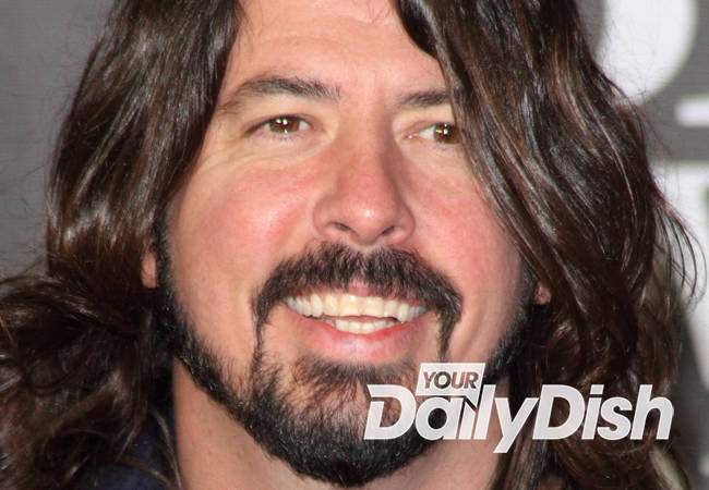 Dave Grohl teams up with Bl