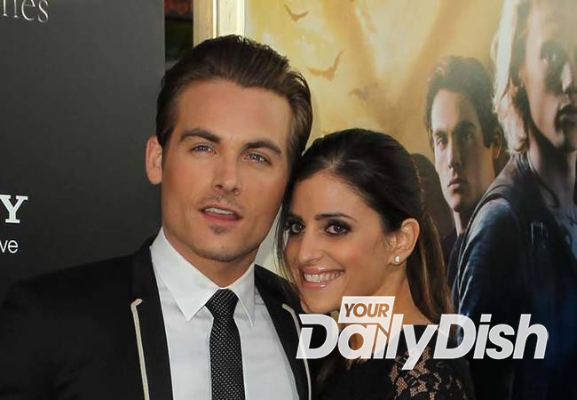Kevin Zegers is a first-time dad