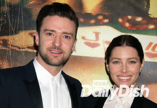 Justin Timberlake and Jessica Biel to be honored for LGBT advocacy