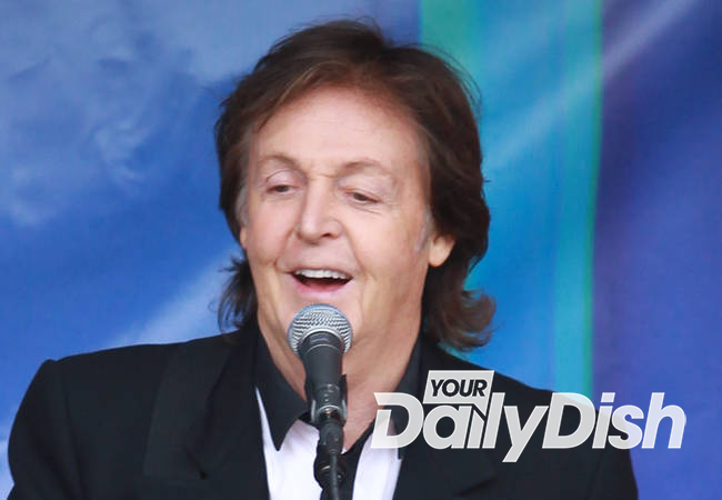 Paul McCartney surprises in hits-filled Lollapalooza set