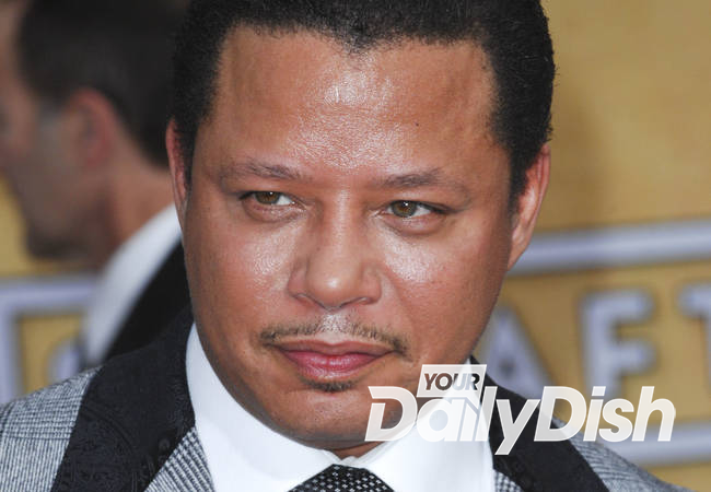 Terrence Howard cries in court as he testifies over divorce settlement