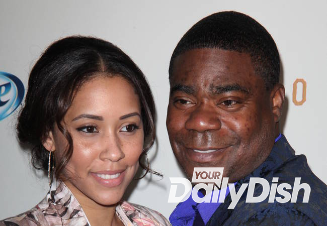 Tracy Morgan weds