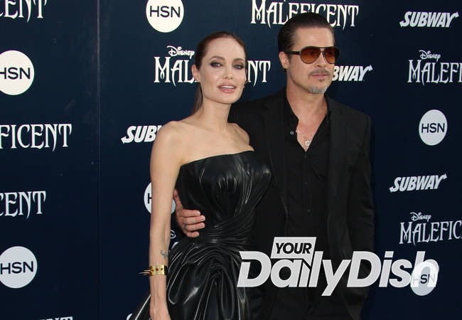 Angelina Jolie drew on personal relationship to anger Brad Pitt for new film