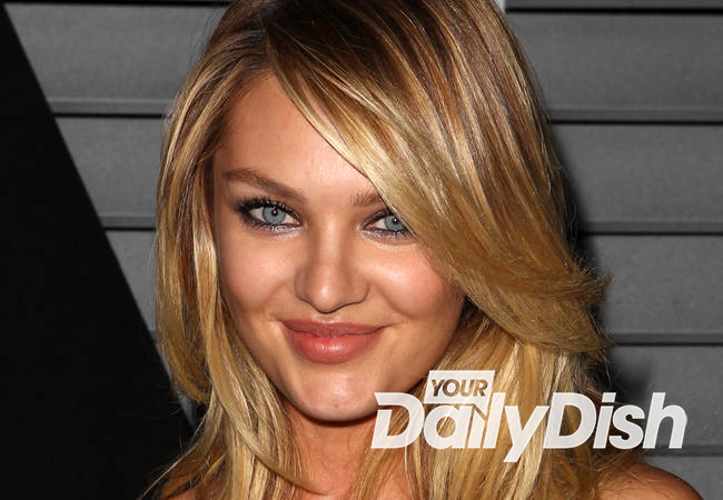Model Candice Swanepoel engaged - report