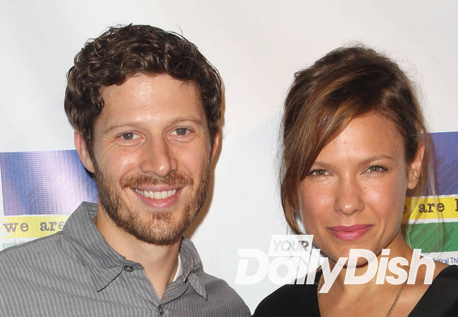 Actress Kiele Sanchez pregnant