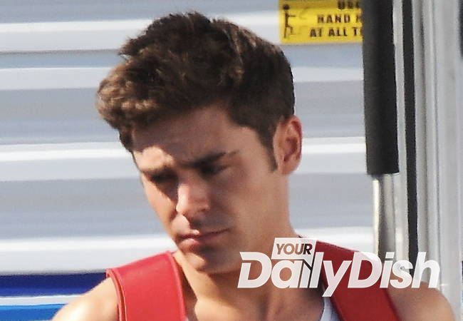 Zac Efron in talks for Baywatch movie