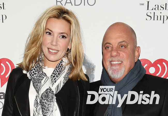Billy Joel is a new dad at 66