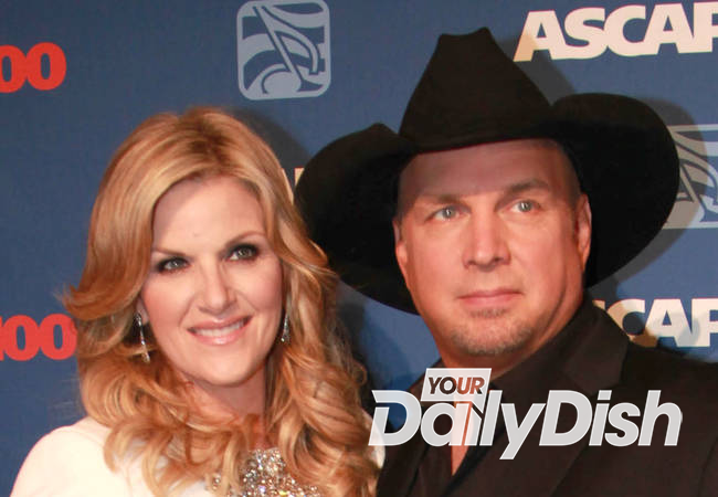 Garth Brooks and Trisha Yearwood set for Nashville Walk of Fame honor