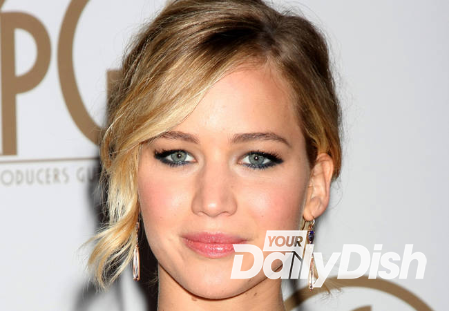 Jennifer Lawrence tops list of world