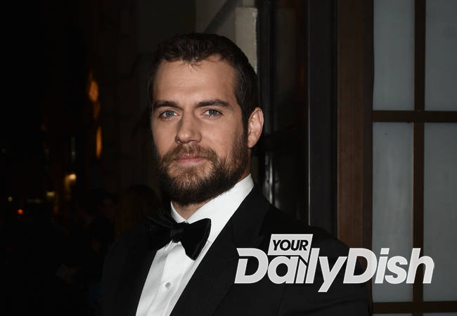 Henry Cavill became aroused during embarrassing The Tudors sex scene