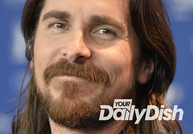 Christian Bale in pole position for Ferrari film