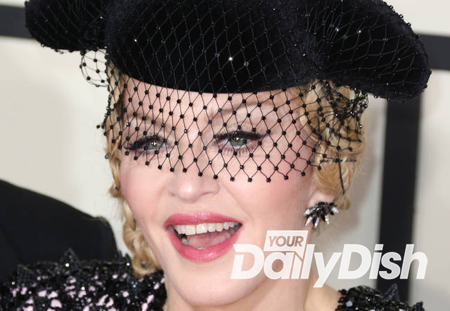Cops called to Madonna