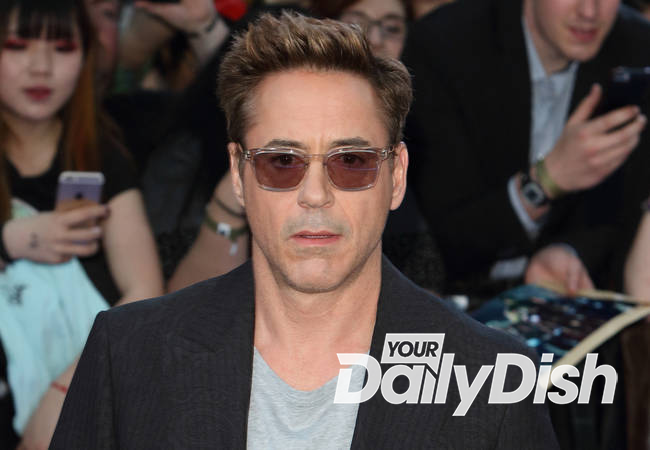 Robert Downey, Jr. tops film star rich list for third successive year