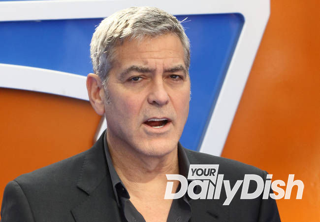 George Clooney wins surveillance camera battle