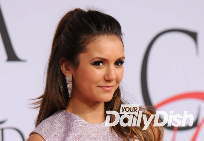 Nina Dobrev says final farewell to The Vampire Diaries with Teen Choice Awards win