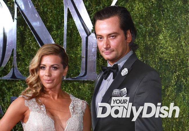 Constantine Maroulis releases statement about domestic violence arrest