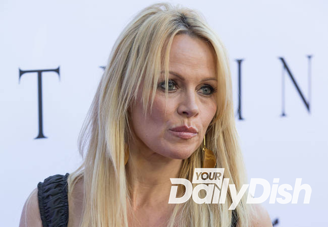 Pamela Anderson urges former M.A.C. bosses to stop animal tests