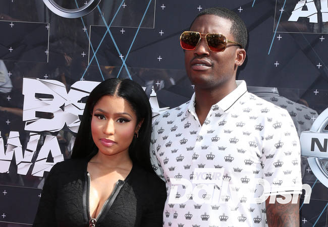 Justin Bieber and Nicki Minaj dragged into Meek Mill