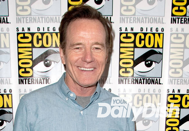 Bryan Cranston re-teams with James Franco in new comedy