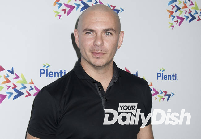 Pitbull to duet with Jussie Smollett on Empire
