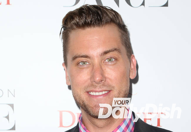 Lance Bass thanks firefighters for saving home from brush fires