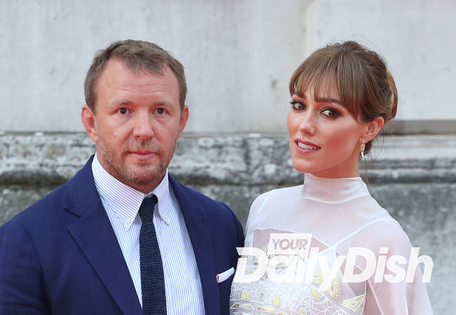 Guy Ritchie was too drunk to remember son