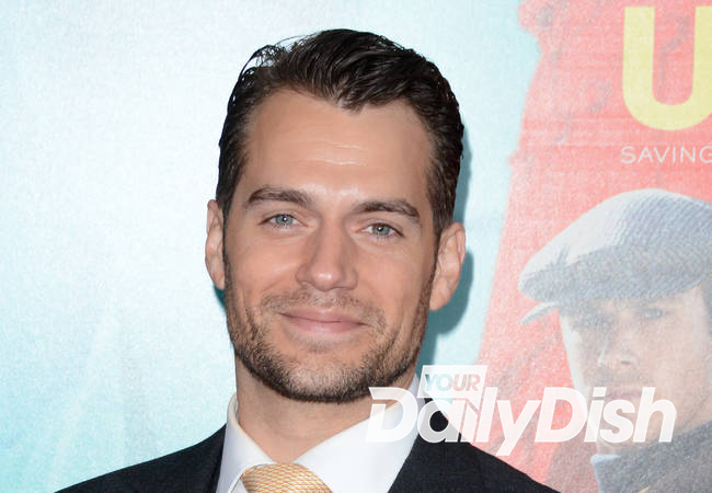 Henry Cavill struggled with accent for Man From U.N.C.L.E.