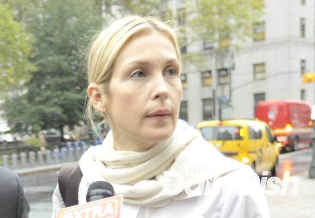 Kelly Rutherford ordered to hand over kids for return to Monaco