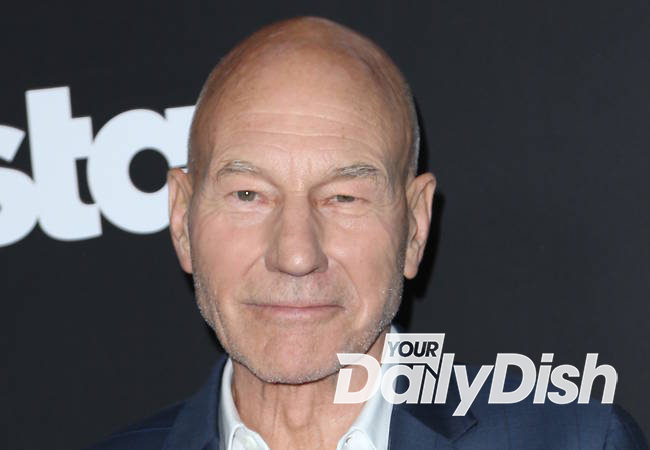 Patrick Stewart recommends wet-towel whipping as a hangover cure