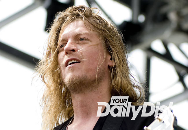 Wes Scantlin arrested again for DUI