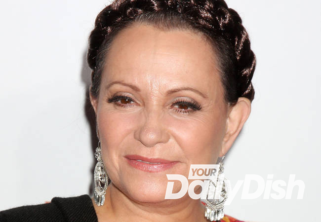 Actress Adriana Barraza diagnosed with breast cancer