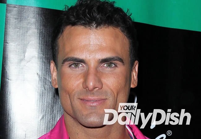 Jeremy Jackson slapped with restraining order