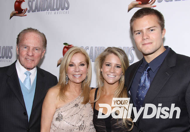 Actress Cassidy Gifford pays tribute to late dad Frank