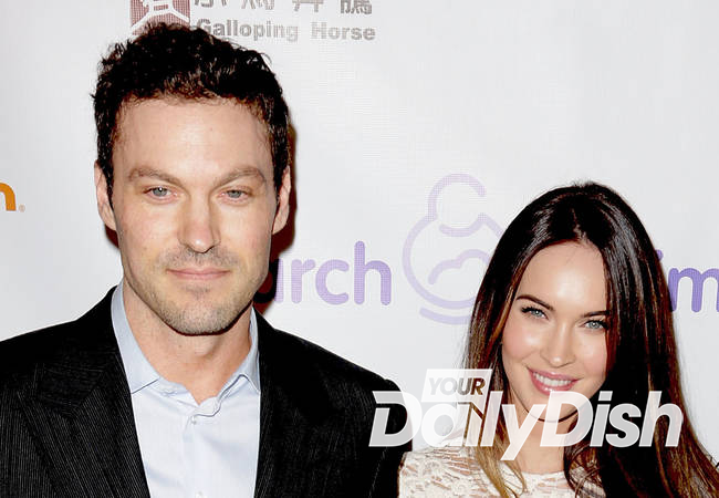 Megan Fox and Brian Austin Green split - report